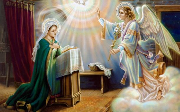 افرحي يا مريم