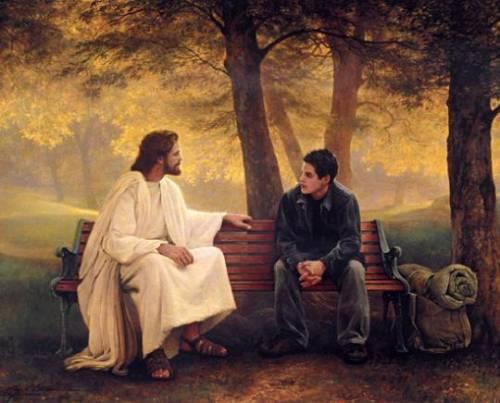 من هو الله بالنسبة لك